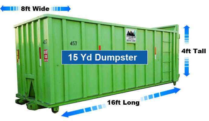 Baltimore's Best Dumpster Removal Services-15 Yard Containers-We Offer Residential and Commercial Dumpster Removal Services, Dumpster Rentals, Bulk Trash, Demolition Removal, Junk Hauling, Rubbish Removal, Waste Containers, Debris Removal, 10 Yard Containers, 15 Yard to 20 Yard to 30 Yard to 40 Yard Container Rentals, and much more!